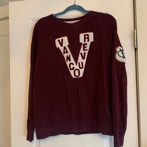 Vancouver Lancaster Sweatshirt Medium